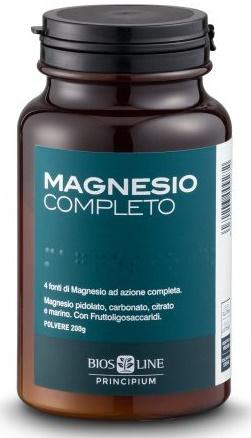 Bios Line Principium Magnesio Completo 90 Compresse