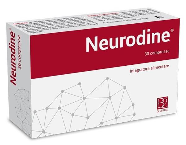 B2pharma Neurodine 30 Compresse