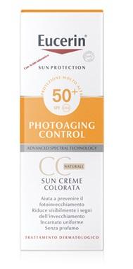 Eucerin Sun Cc Crema Fp50  50 Ml