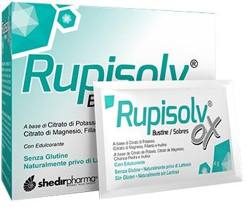 Shedir Pharma  Unipersonale Rupisolv Ox 20 Bustine 4 G