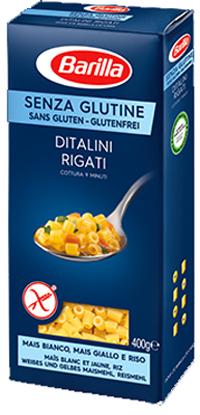 Barilla Linea Pasta Ditalini Senza Glutine 400 G