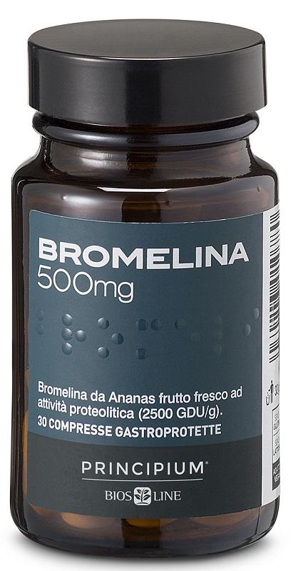 Bios Line Principium Bromelina 30 Compresse
