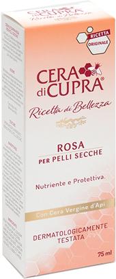Ciccarelli Cupra Crema Rosa Pelli Secche 75 Ml