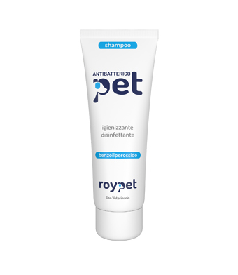Roydermal Antibatterico Pet Shampoo 300 Ml