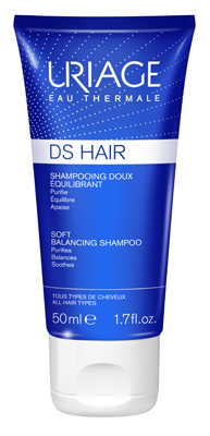Uriage Ds Hair Shampoo Delicato riequilibrante 50 Ml