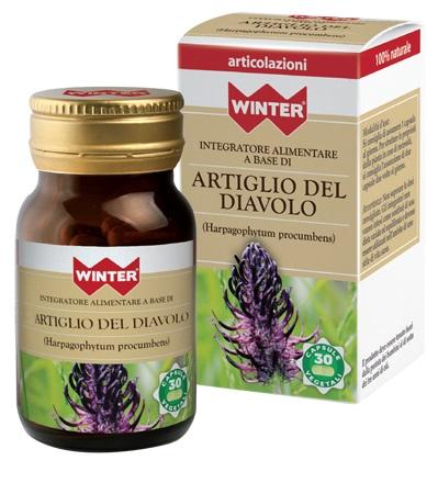 Gdp  general Dietet.pharma Winter Artiglio Del Diavolo Bio 30 Capsule Vegetali