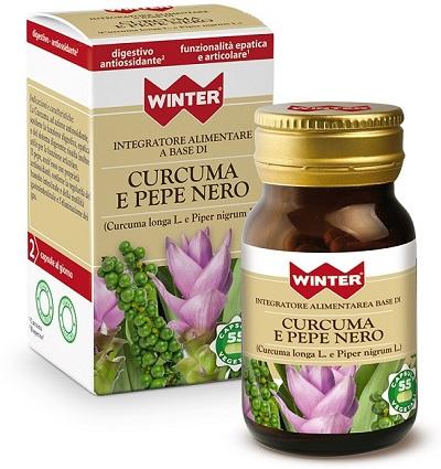Gdp  general Dietet.pharma Winter Curcuma 55 Capsule