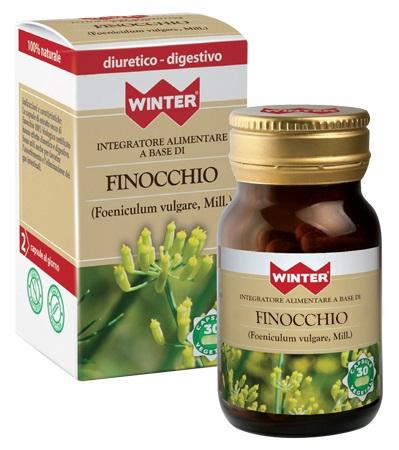 Gdp  general Dietet.pharma Winter Finocchio Bio 30 Capsule Vegetali