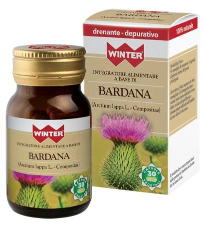 Gdp  general Dietet.pharma Winter Bardana Bio 30 Capsule Vegetali