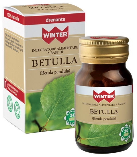 Gdp  general Dietet.pharma Winter Betulla 30 Capsule Vegetali