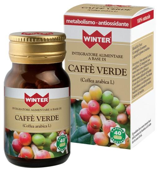 Winter Caffe verde 40 Capsule Vegetali