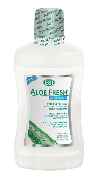 Esi Aloe Fresh Whitening Collutorio 500 Ml
