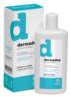 Erbozeta Dermadep Doccia Shampoo 250 Ml