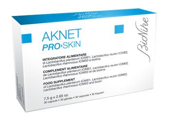 I.c.i.m. (bionike) Internation Aknet Proskin 30 Capsule