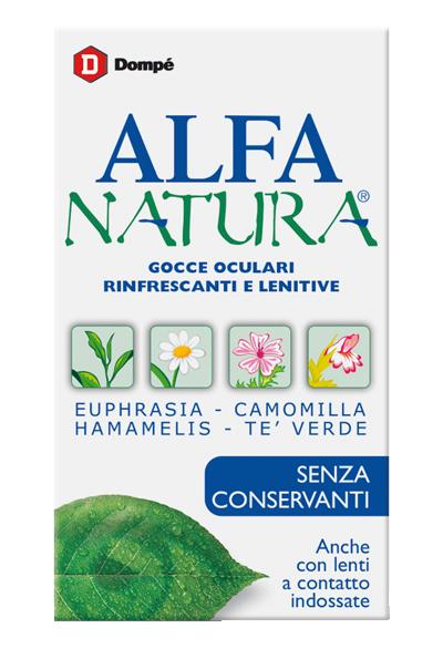 Dompe   Farmaceutici Alfa Natura 10 Ml