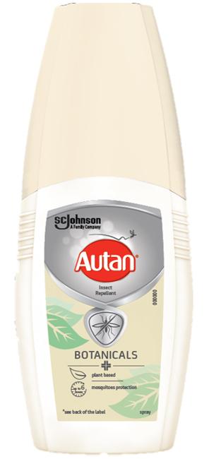Autan Botanicals Vapo 100 Ml