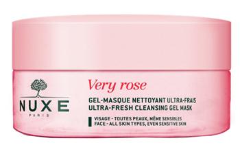Lab. Nuxe Italia  Socio Un. Nuxe Very Rose Gel mask Nettoyant Ultra frais 150 Ml