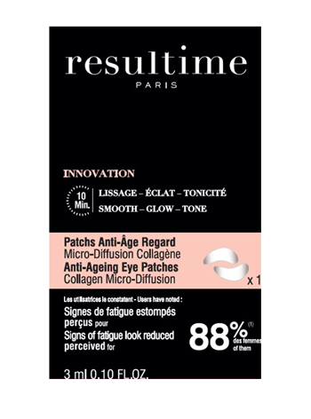 Lab. Nuxe Italia  Socio Un. Resultime Patchs Anti Age Regard 10 Ml