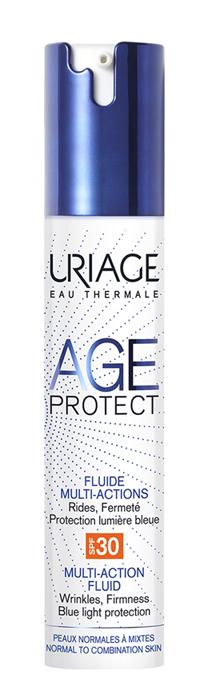 Uriage Laboratoires Dermatolog Age Protect Fluido Multiazione Spf 30