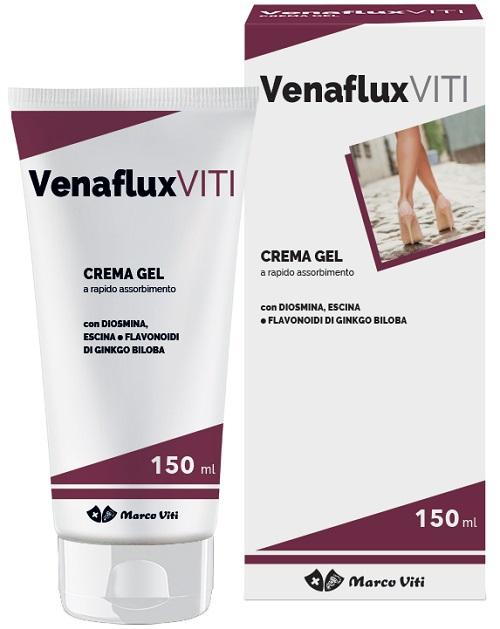 Marco Viti Farmaceutici Venaflux Viti Crema Gel 150 Ml