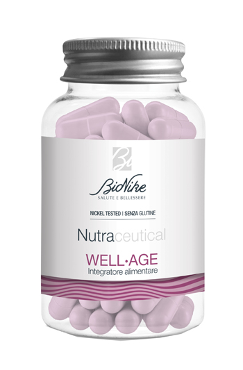 Bionike  Nutraceutical Well-age  Integratore donna 60 Capsule