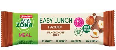 Enervit Enerzona Easy Lunch Hazelnut Barretta 58 G