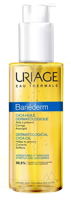 Uriage Laboratoires Dermatolog Bariederm Cica olio Dermatologico 100 Ml