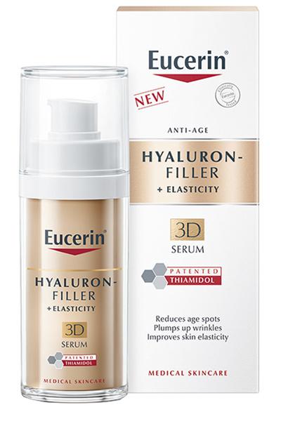 Beiersdorf Hyaluronfiller   Elasticity 3d Serum 30 Ml