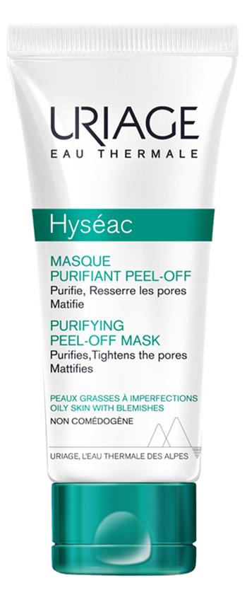 Uriage Laboratoires Dermatolog Hyseac Maschera Peel Off 50 Ml