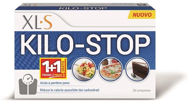 Perrigo Italia Xls Kilo stop 28 Compresse 1 1