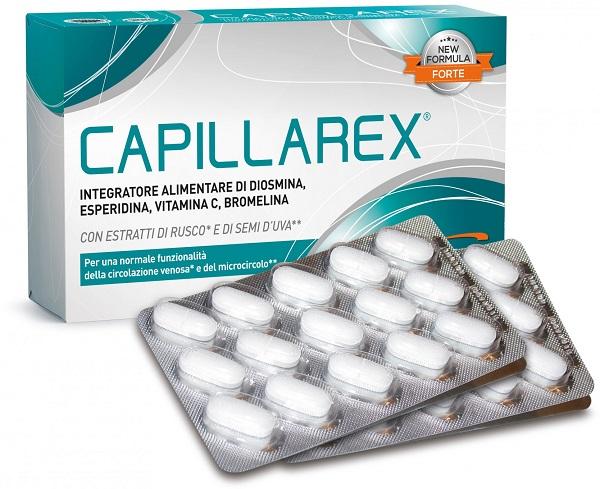Ethicsport Capillarex 30 Compresse
