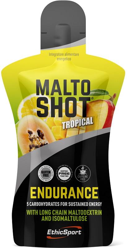 Ethicsport Maltoshot Endurance Tropical 50 Ml