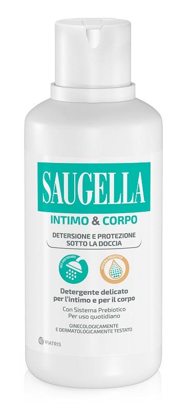 Meda Pharma Saugella Intimoecorpo 500 Ml