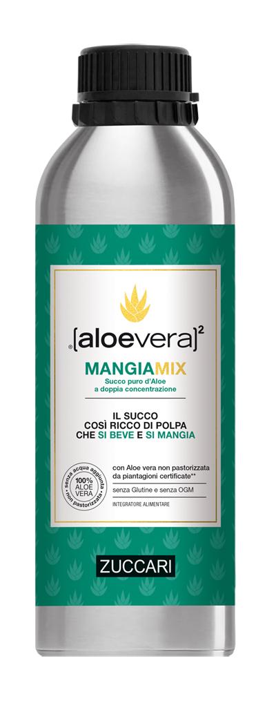 Zuccari Aloevera2 Mangiamix 1000 Ml