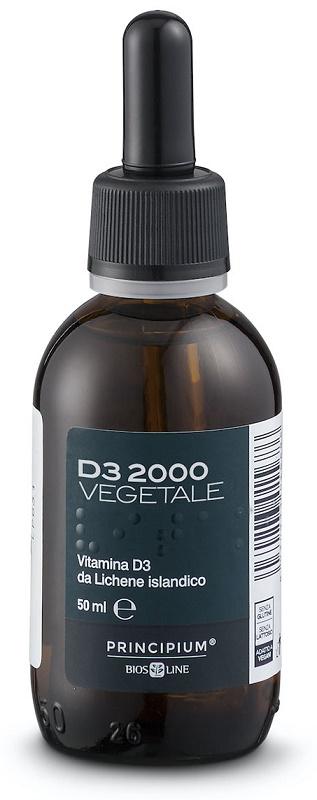 Bios Line Principium D3 2000 Vegetale