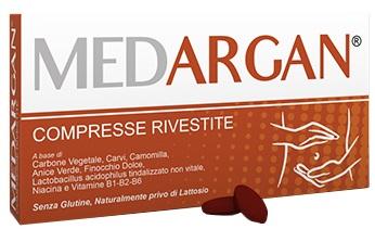 Shedir Pharma  Unipersonale Medargan 30 Compresse