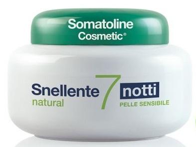 L.manetti h.roberts e C. Somatoline Cosmetic Snel 7 Notti Natural 400 Ml
