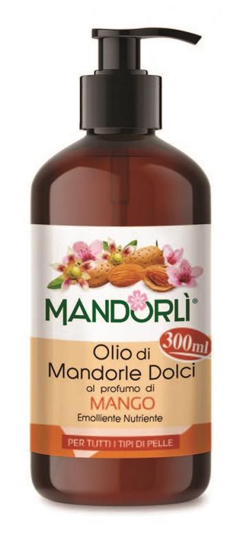 Codefar Mandorli Mango Olio Corpo 300 Ml
