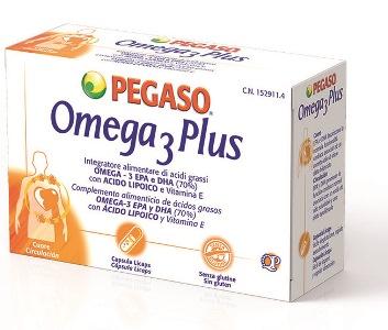 Pegaso Omega 3 Plus 40 Capsule