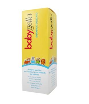 Meda Pharma Babygella Shampoo Delicato Flacone 250 Ml