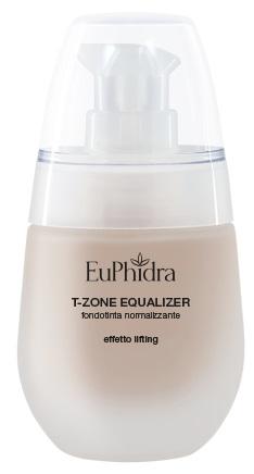 Zeta Farmaceutici Euphidra T Zone Fondotinta Chiaro 30 Ml