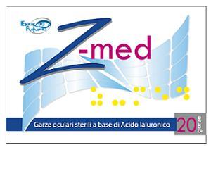 Biofarmitalia Garza Oculare Z Med Medicata Con Acido Ialuronico Sterile 20 Buste
