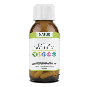 Natur Extradophilus 20 Capsule