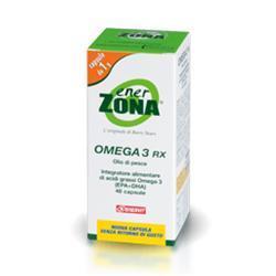Enervit Enerzona Omega 3 Rx 48 Capsule