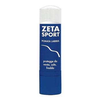 Zeta Farmaceutici Zeta Sport Stick Protezione Labbra Bianco 5 Ml