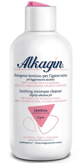 Ist.ganassini Alkagin Detergente Intimo Lenitivo Alcalino 250 Ml