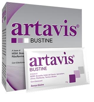 Shedir Pharma Unipersonale Artavis 20 Bustine 8 G