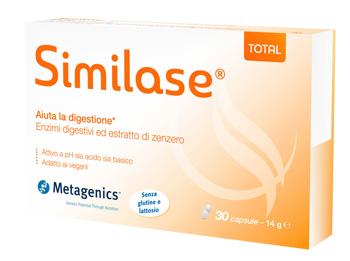 Metagenics Belgium Bvba Similase Total 30 Capsule