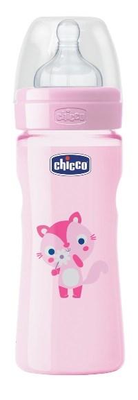 Chicco Ch Bib Beness Colr Grl 250ml