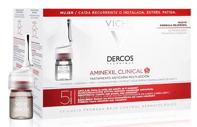 Vichy (l oreal Italia) Dercos Aminexil Fiale 42 Donna 6 Ml